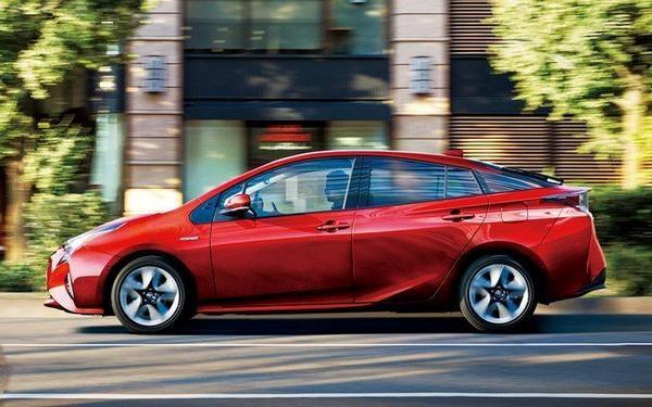 New Toyota Prius 2021