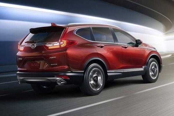 New Honda CR-V 2021