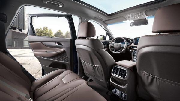 Hyundai Santa Fe 2021 Photos Fact Sheet Prices Versions