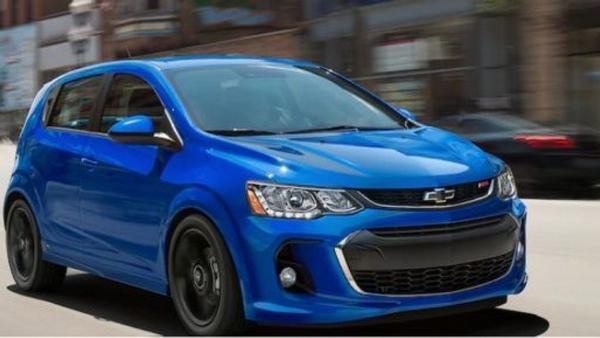 2021 Chevy Sonic Redesign and Concept