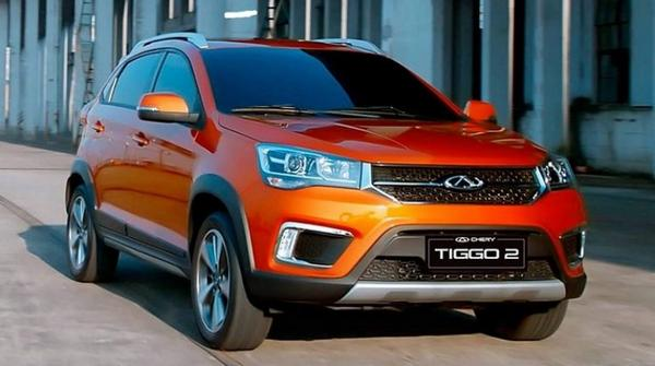 New Model Chery Tiggo 2 2020: Prices, Photos, Versions and ...
