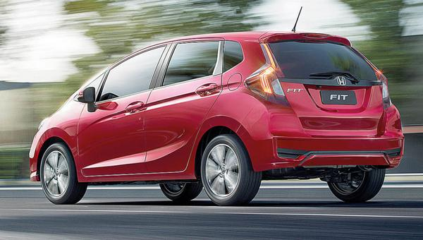 New Model Honda FIT 2020