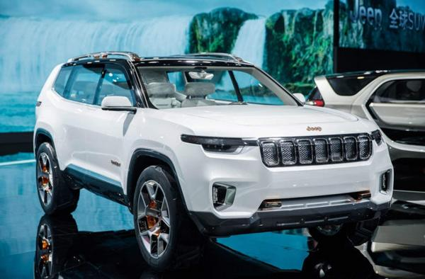 Jeep compass 2020 price in india